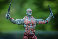 Drax the Destroyer [explore 06-20-14] (misterperturbed) Tags: marvellegends marvel hasbro drax draxthedestroyer guardiansofthegalaxy