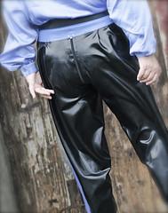 (klep-o-holic) Tags: shiny rubber bdsm latex