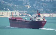 KIRAN PACIFIC (Derek Lilley) Tags: kp 10102010 allshipspotting