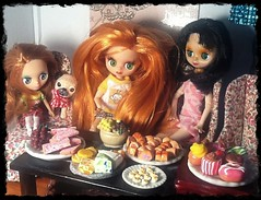 Blythe-a-Day June 2014 #18: International Picnic Day