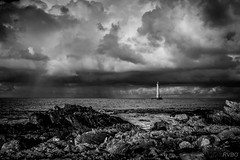 Le phare de Goury (Explore) (RVBO) Tags: mer normandie phare goury