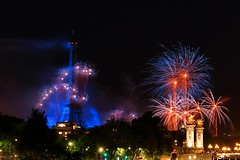 Fireworks 2014, Paris national day (CreART Photography) Tags: street travel light paris france color art love beautiful fashion canon photography model fireworks picture frana francia parijs pars parigi pary parys  pariis parizo pars