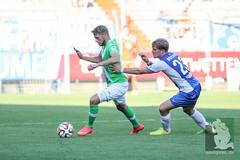 "Vorbereitungsspiel Vfl Bochum vs. Vfl Wolfsburg • <a style=""font-size:0.8em;"" href=""http://www.flickr.com/photos/64442770@N03/14500025900/"" target=""_blank"">View on Flickr</a>"