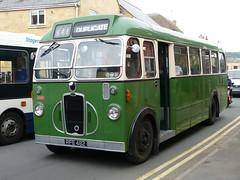 Lincolnshire 2494 140531 Gloucester [preserved] (maljoe) Tags: bus buses bristol lincolnshire gloucester cheltenham ecw busrally easterncoachworks lincolnshireroadcar preservedbus buspreservation stagecoachwestrunningday