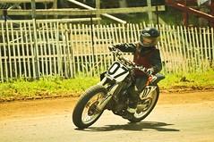 Burning Up the Track (Overpass Light Brigade) Tags: bike wisconsin race track racing motorcycle ezra 07 aztalan brusky