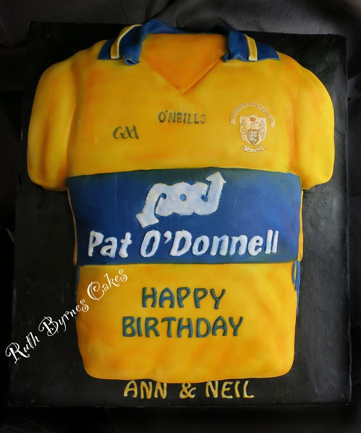 Neil Breen Birthday Cake