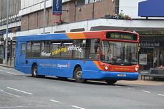 Stagecoach MAN 18.220 22461 T461BNL - Hull (dwb transport photos) Tags: man bus alexander hull stagecoach 22461 alx300 t461bnl