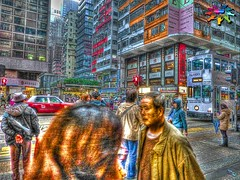 Hong Kong >>> Street scene (tiokliaw) Tags: world reflection travelling beautiful beauty digital photoshop buildings wonderful island interesting fantastic nikon scenery holidays colours exercise earth expression perspective images explore walkway winner greatshot imagination sensational colourful discovery hdr finest overview creations excellence addon highquality inyoureyes teamworks digitalcameraclub supershot hellobuddy mywinners worldbest anawesomeshot aplusphoto flickraward almostanything thebestofday blinkagain burtalshot