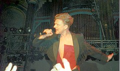 Erasure 'The Innocent's' Tour - April 28th 1988 - Ulster Hall (Neil Vance) Tags: ireland london andy gold hall evans bell kodak live hill gig 1988 pipe vince neil belfast william double organ 80s 200 northern 1980s clarke pedal synthesizer vance barr kodacolor ulster innocents erasure vinceclarke andybell diapason neilvance