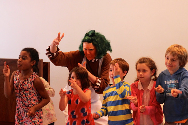 Willy Wonka Interactive Screening and Workshop 6