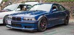 LSx V8-swapped E36 M3 (NH512) Tags: blue nikon german swap bmw m3 v8 bimmer e36 lsx