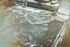 At Best (thedecentexposure) Tags: old usa cemetery america vintage photography louisiana heart neworleans nola layfette