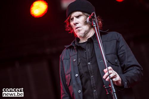 Mark Lanegan Band - Les Ardentes (12/07/14)