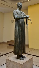 Greece Delphi. Charioteer