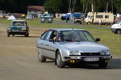 889 (Kopie) (azu250) Tags: france citroen cx mans le bugatti circuit 2014 eurocitro