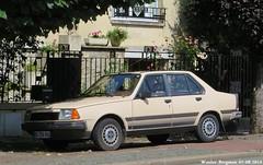 Renault 18 GTX 1985 (Wouter Bregman) Tags: auto old france classic car bernard vintage french la automobile voiture renault frankrijk 18 1985 72 ancienne sarthe française renault18 lafertébernard ferté