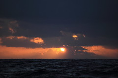TRANSAT2014-DAY_02-01 (PedroEA.) Tags: ocean sunset sea mar atlantic sail vela passage crusing navegar navigation atlantico velejar