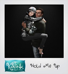 KaTink - Hold Me Up (Marit (Owner of KaTink)) Tags: poses 60l katink coupleposes my60lsecretsale annemaritjarvinen salesinsl posesforsl 60lsalesinsl