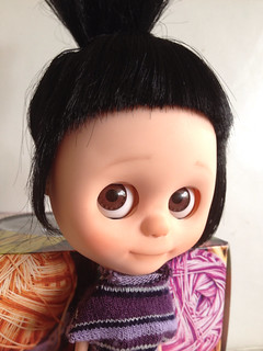 Custom blyh doll. Agnes