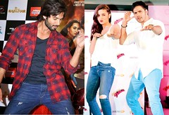 According to you who is the better dancer ?? (bollywooduncut) Tags: news hot bollywood celebs kapoor videos shahid varun gossips dhawan