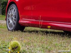 La Buzaca-8 (Gon Cancela) Tags: car vw golf volkswagen galicia coche bbs tsi pazo mkvi mk6 moraña buzaca