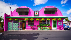 Pink Store (XB203) Tags: pink building hawaii store sony sigma hilo