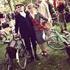 "Looking amazing!  From 2012. #tweedrideto #tweedride #toronto #tweed #tweedrun #vintagebike #edwardian #victorian #jazzage #vintage #biketoronto #bicycle #bikeswithoutborders • <a style=""font-size:0.8em;"" href=""https://www.flickr.com/photos/127251670@N02/15077772005/"" target=""_blank"">View on Flickr</a>"
