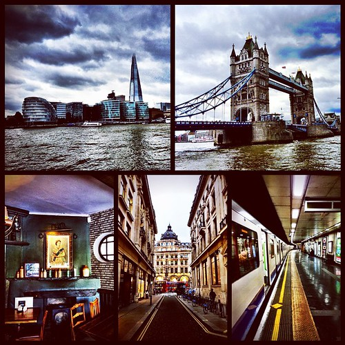 London in frames - Day 2
