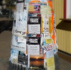 Events (Ken-Zan) Tags: ocean events texter afficher fallentrees falkenberg kenzan stlboms clubcamp ljunghav