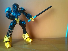 The Goodwill Sniper (3) (EMMSixteenA4) Tags: light self work dark that mirror flickr ranger order good progress 7 wip help will sniper advice bionicle gali critique pls moc lewa tahu nui roark mahri kopaka pohatu lesovikk mfin onua selfmoc lessovikk wreax