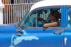 _DSC2594 1 (fotoliber) Tags: auto azul cuba coche trinidad carro d600
