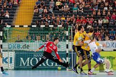 "DKB DHL15 Rhein-Neckar-Löwen vs. HSV Handball 06.09.2014 014.jpg • <a style=""font-size:0.8em;"" href=""http://www.flickr.com/photos/64442770@N03/15169143665/"" target=""_blank"">View on Flickr</a>"