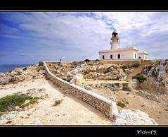 Faro de cavalleria (sirVictor59) Tags: faro nikon spagna isola minorca 10mm farodecavalleria sirvictor59