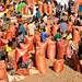 Konso Sorghum Market, Ethiopia