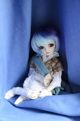 The Blue Dragon 2 (nanaberu) Tags: heart body haruka junior bjd ltf boxopening dollndoll nanuri littlefee