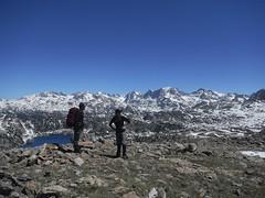 Looking Towards Fremont Peak