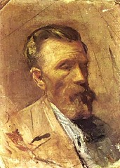 [ P ] Pablo Picasso - Portrait of the father (1896)