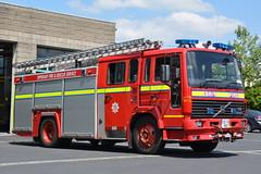 Tipperary Fire & Rescue Service 2000 Volvo FL6 14 JDC WrL 00TN4807 (Ex Lincolnshire W299 LFW) (Shane Casey CK25) Tags: tipperary fire rescue service 2000 volvo fl6 14 jdc wrl 00tn4807 ex lincolnshire w299 lfw w299lfw water ladder pump tender appliance red truck lorry emergency firebrigade fireengine fireman firemen firefighter firestation firebrigadesociety brigade station men man crew crewcab officer retained blue bluelights lights flashing siren sirens roscrea tn tango novemer