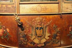 Carrosse impérial (Yvan LEMEUR) Tags: carrosse carrosseimpérial napoléon empereur empire patrimoine versailles france histoire histoiredefrance or galeriedescarrosses armoiries art