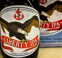Anchor Brewing - Liberty IPA San Francisco CA (mbell1975) Tags: fairfax virginia unitedstates us anchor brewing liberty ipa san francisco ca beer bier pivo øl cerveza birra cerveja piwo bira bière biere american