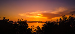 Key Largo Sunset (James W Atkins) Tags: keys sunset keylargo marriottkeylargo sun sunshine sunsets summer evening boat sea water florida thekeys floridakeys