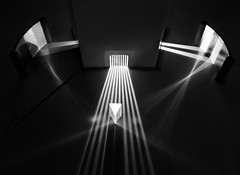 prism (marianna_a.) Tags: prism light reflection refraction beam mirror spectrum bw blackandwhite monochrome monochromatic mariannaarmata