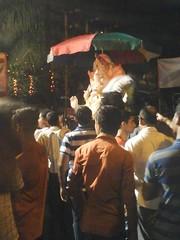 20140828_221642 (bhagwathi hariharan) Tags: ganpati ganpathi lordganesha god nallasopara nalasopara pooja idols