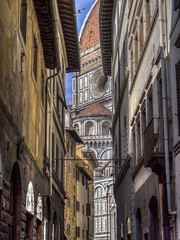 Duomo, Florence (Wizard CG) Tags: duomo the florence italy giottos gothic culture religion vacation holiday cattedrale di santa maria epl7 hdr outdoor architecture roof building skyline tuscany historical metropolitan landscape scenics cenery travel traveling