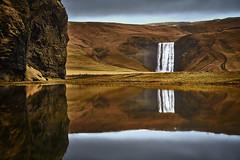 Skogafoss Islande (EtienneR68) Tags: a7r2 a7rii cascade eau iceland islande landscape montagne waterfall mountain nature paysage water montain skogafoss sony
