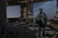 (Adolfo Torres) Tags: night buzludzha urbex abandoned decay