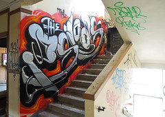 (gordon gekkoh) Tags: 7seas tache reks ajar oakland graffiti