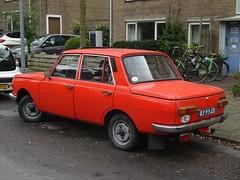 1973 Wartburg 353 (harry_nl) Tags: netherlands nederland 2017 hilversum wartburg 353 8393zd sidecode2 wcar