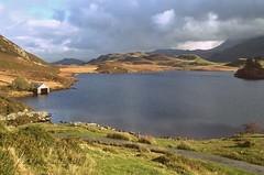 lake (pics by paula) Tags: lake sky cloud moody atmosphere water shed counrtyside rural snowdonia wales uk europe nikon d7000 picsbypaula paula wayne