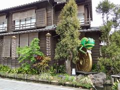 20120413-DSC00560 (Lazy Sleepy Kitty) Tags: japan kawagoeshi saitamaken jp chameleon